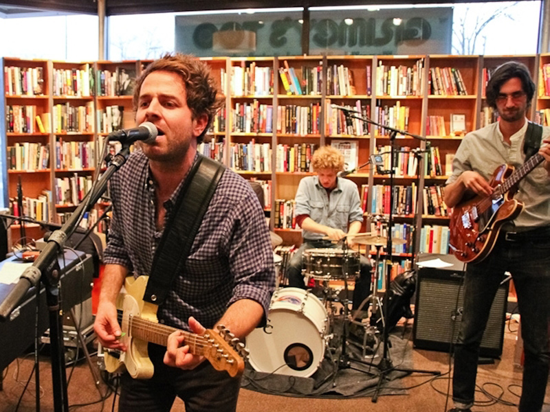 Indie In-Store Tour