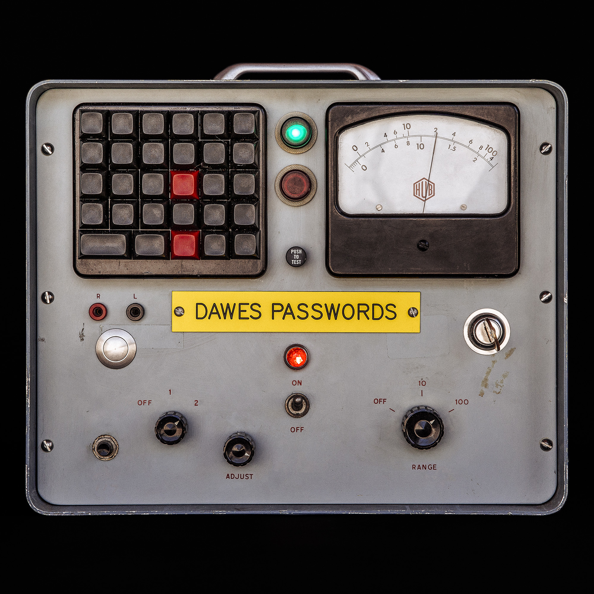 Dawes - Passwords - Available June 22